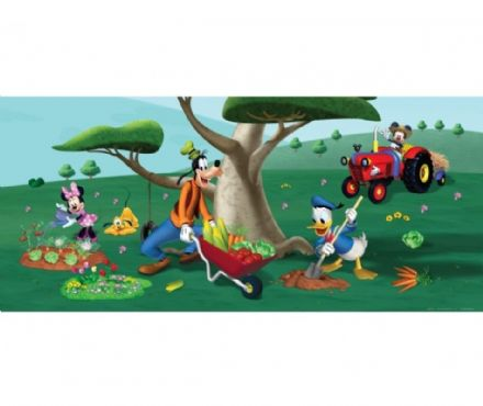 "Disney kids room wallpaper ""Mickey Mouse"""